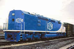 EMDX SDP40F 169 (Chuck Zeiler) Tags: emdx sdp40f 169 railroad emd locomotive riverdale train giballbach chz