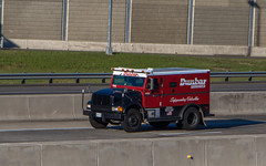 International 4000 Series (NoVa Truck & Transport Photos) Tags: international 4000 series dunbar armored