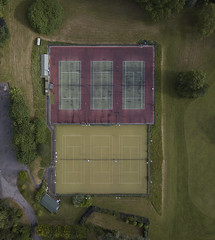 #97 Racquet sports (Timster1973 - thanks for the 15 million views!) Tags: mavic drone uav quadcopter dji mavicprodrone djimavicpro fly up uphigh droneflying tim knifton timster1973 timknifton explore exploration perspective lookdown lookingdown color colour outdoor outdoors external exterior sport sports tennis court composition shape form pattern exercise leisure