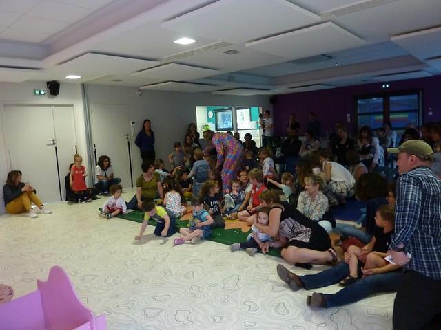Photo 6 - Le service petite enfance fête l'arrivée de l'été!