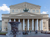 Square with fountain and the Bolshoi Theatre in the background (marcoverch) Tags: fusball fans deutschland fusballwm football wm2018 moskau russland2018 architecture diearchitektur noperson keineperson building gebäude administration verwaltung column säule travel reise outdoors drausen sculpture skulptur city stadt sky himmel monument daylight tageslicht museum facade fassade neoclassical neoklassisch house haus urban städtisch statue tourism tourismus landmark wahrzeichen noiretblanc flickr festival new ice moon plane sunlight home square fountain bolshoitheatre
