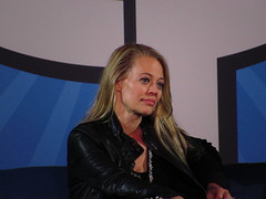 IMG_0842 (grooverman) Tags: comicpalooza comic con convention star trek panel jeri ryan may 2018 canon powershot sx530