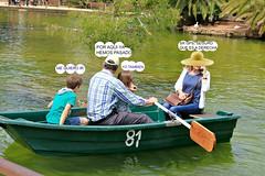 !!!PERDIDOS¡¡¡ (MIQUEL.... (POCO A POCO)) Tags: bcn parque de la ciudadela lago gps perdidos