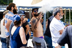 GOP22 (DirtyBet Entertainment) Tags: pétanque tournoi gop 2018 juin tournament petanque playground sand sun blue sky saturday beautiful competition outside sport jo olympics boule ball players a7s a7iii sony black white bw family barbecue