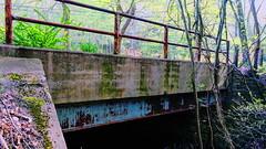 Former US 6 (Chaplin, Connecticut) (jjbers) Tags: former abandoned us 6 chaplin connecticut may 10 2018 unused bridge
