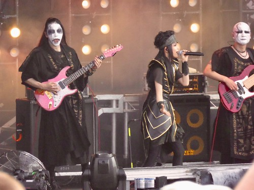 Babymetal at Download Festival 2018