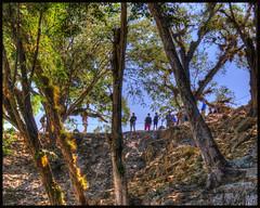 Turistas / Tourist (drlopezfranco) Tags: honduras copán maya mayan city ciudad ruinas ruins turistas tourist