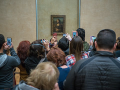 Paris Trip 2017 (amyangel96) Tags: france paris louvre art monalisa davinci crowd