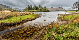 Lord's Island, Derwent Water