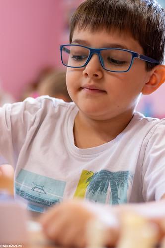 VIII Turniej Szachowy o Mistrzostwo Przedszkola Europejska Akademia Dziecka-20