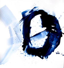 Diamond SEA (Suz .. Abstract Art) Tags: abstract art sea blue sapphire acrylic painting water beautiful mixedmedia canvas contemporary color fresh diamond expressive love modern watercolor paint white joy oil happiness