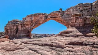 Backside of Broken Arch