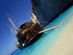 IMG_1114 (SyrianSindibad) Tags: greece zakynthos navagiobeach shipwreckbeach smugglerscove