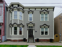 Thomas Regan Residence (rickmacewen) Tags: heritagearchitecture architecture saintjohn newbrunswick building canada