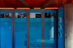 DUBLIN PORT DIVING BELL PLUS MINI-MUSEUM [FEATURES ONE OF MY PHOTOGRAPHS]-141217 (infomatique) Tags: divingbell portengineer bindonbloodstoney rendonandco drogheda dublinport docklands minimuseum museum williammurphy historic infomatique sirjohnrogersonsquay
