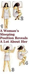 A Woman rsquo s Sleeping Position Reveals A Lot About Her (lewissuraz) Tags: beauty fashion fat loss fitness food health home decor makeup pets tattoo technology travel