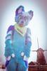 DSC_4388 (Noodlesfur) Tags: fursuit fursuiter fursuiting kinderdijk husky blue blooberry kaiser wildmills windmill dutch netherlands holland