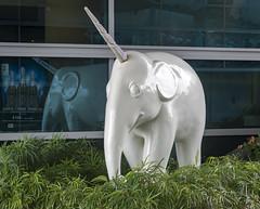 Сингапур (dmilokt) Tags: статуя памятник монумент monument statue сингапур singapore dmilokt