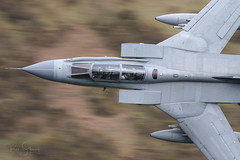 'VOODOO1' (benstaceyphotography) Tags: raf panavia tornado gr4 31sqn marham lfa7 lowlevel machloop goldstars