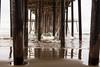 Pismo Pier (sofiasamarah) Tags: review pismo beach pier waves water wood peir wooden wet ocean spray mist nature sand sofia samarah photography