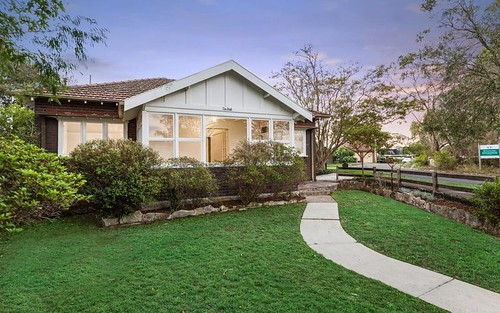 1 Neeworra Rd, Northbridge NSW 2063