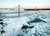 Melting sea (Antti-Jussi Liikala) Tags: drone dji mavic pro aerial ice winter finland vaasa visitvaasa wasa raippaluoto raippaluodonsilta