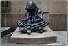 MENDIGO. BEGGAR. IGLESIA. CHURCH OF ST. FRANCIS OF ASSISI. NEW YORK CITY. (ALBERTO CERVANTES PHOTOGRAPHY) Tags: beggar mendigo church iglesia churchofstfrancisofassisi stfrancisofassisi francis assisi newyork nyc usa manhattan limosna alms caridad charity almsman beggary miseria misery penury retrato portrait photography streetphotography photoborder luz light color colores colors brightcolors brillo bright indoor outdoor blur image calle street saint sculpture arquitectura architecture monumento monument ngc