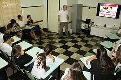 "Palestra com o consultor Érico Turri • <a style=""font-size:0.8em;"" href=""http://www.flickr.com/photos/134435427@N04/26562702367/"" target=""_blank"">View on Flickr</a>"
