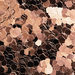 Metalic sequin textured background abstract thumbnail