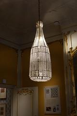 Beleuchtung im Escher-Haus, Den Haag (5) (okrakaro) Tags: beleuchtung flasche escherhaus mcescher art lighting lampe licht leuchter thehague netherlands niederlande januar 2018
