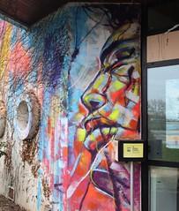 Heol Art (Thethe35400) Tags: artderue arteurbano arturbain arturbà arteurbana calle grafit grafite grafiti graffiti graffitis graff mural murales muralisme plantilla pochoir stencil streetart schablone stampino tag urbanart