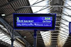 DSC_8309 (seustace2003) Tags: baile átha cliath ireland irlanda ierland irlande dublino dublin éire heuston station