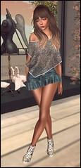 1006 (elifarun) Tags: blogging secondlife fashion fashionblogger slfashion secondlifefashion sl shape dollarbie virtualfashion virtual meshhead mesh bento