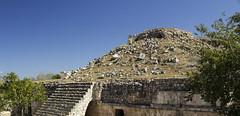 IMG_2647_1 (avolanti) Tags: uxmal pyramid pyramids pyramidofthemagician mexico mayan ruins vacation travel yucatan beautiful wanderlust explore