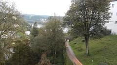 Passau, Veste Oberhaus [03.10.2014] (b16aug) Tags: geo:lat=4857810000 bayern deu geo:lon=1347126943 germany passau stgeorgsberg geotagged