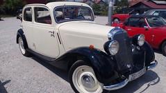 1936 Mercedes Benz 170 V (garethtrooper) Tags: oldtimer classiccar mercedesbenz mercedes170v