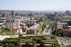 Yerevan, Armenia, April 2018