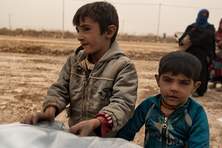 Arriving from Mosul