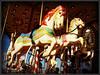 Bring on the Dancing Horses (Jason 87030) Tags: horses dancing prancing ride carousel fair fun hernebay pier animal enjoyment colour color kent thanet uk england amusement attraction echo bunnymen mirrors lights