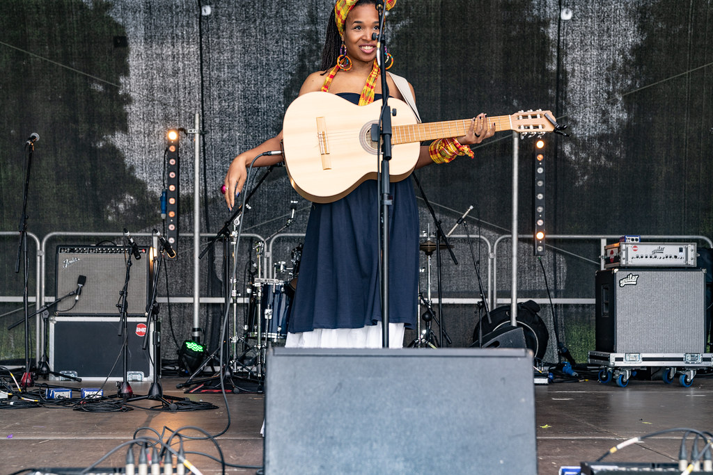 INES KHAI FROM GUADELOUPE [AFRICA DAY 2018 IN DUBLIN]-140489