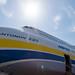 Berlin Air Show / ILA 2018: Antonov AN-225 Mriya A225 UR-82060