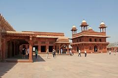 Fatehpur Sikri - (25) (Rubén Hoya) Tags: fatehpur sikri templo palacio capital imperial rajasthan india