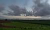 Les textures du temps (gillesgxl) Tags: paysage landscape sky ciel clouds nuages temps time champs fields agriculture martinique antilles