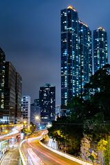 2018-May-11, Hong Kong, Night Photography Around Kowloon Harbour, 2181.jpg (Peter Greenway) Tags: skyscrapers hongkong nightlights urban kowloon night flickr nightphotography hk skyline offices officeblocks nighttime