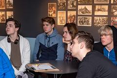 """Utstillingen """"Med Blikk for det samiske"""" på Perspektivet Museum."""