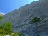 Vezica wall (Vid Pogacnik) Tags: slovenia slovenija kamniksavinjaalps mountain hiking climbing outdoors landscape vežica