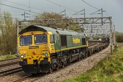 212A2867 (Phil_the_photter) Tags: class66 class68 class90 66546 66088 66594 90049 90016 66763 heamiesbridge wcml westcoastmainline railfreight gbfr lightengine