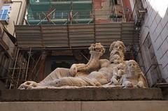IMGP5378 (hlavaty85) Tags: napoli naples neapol statue sfinga sphinx socha statua del dio nilo