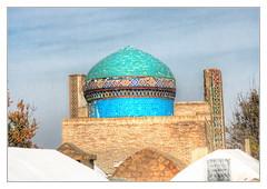 Qoʻqon UZ - Dakhmai-Shokhon 05 (Daniel Mennerich) Tags: silk road uzbekistan kokand history architecture hdr qoʻqon