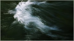([JBR]) Tags: eau water agua mouvement movimiento blanc blanco white abstrait abstract abstracto riviere river rio pentax 2018